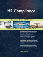 HR Compliance A Complete Guide - 2019 Edition