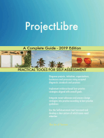 ProjectLibre A Complete Guide - 2019 Edition