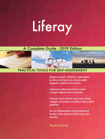 Liferay A Complete Guide - 2019 Edition