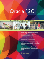 Oracle 12C A Complete Guide - 2019 Edition