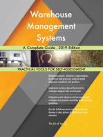 Warehouse Management Systems A Complete Guide - 2019 Edition