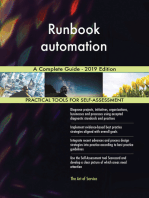 Runbook automation A Complete Guide - 2019 Edition