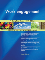 Work engagement A Complete Guide - 2019 Edition