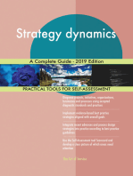 Strategy dynamics A Complete Guide - 2019 Edition