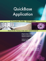 QuickBase Application A Complete Guide - 2019 Edition