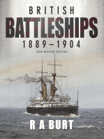British Battleships 1889-1904