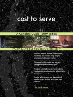 cost to serve A Complete Guide - 2019 Edition