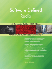 Software Defined Radio A Complete Guide - 2019 Edition