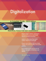 Digitalization A Complete Guide - 2019 Edition
