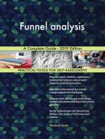 Funnel analysis A Complete Guide - 2019 Edition
