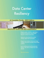 Data Center Resiliency A Complete Guide - 2019 Edition