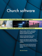Church software A Complete Guide - 2019 Edition