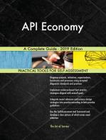 API Economy A Complete Guide - 2019 Edition