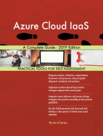 Azure Cloud IaaS A Complete Guide - 2019 Edition