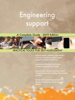 Engineering support A Complete Guide - 2019 Edition