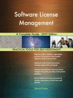 Software License Management A Complete Guide - 2019 Edition