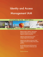Identity and Access Management IAM A Complete Guide - 2019 Edition