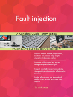 Fault injection A Complete Guide - 2019 Edition