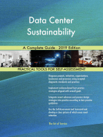 Data Center Sustainability A Complete Guide - 2019 Edition