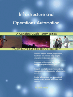 Infrastructure and Operations Automation A Complete Guide - 2019 Edition
