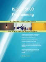 Rslogix 5000 Programming A Complete Guide - 2019 Edition
