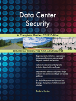 Data Center Security A Complete Guide - 2019 Edition