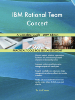 IBM Rational Team Concert A Complete Guide - 2019 Edition