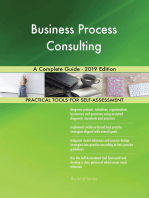 Business Process Consulting A Complete Guide - 2019 Edition