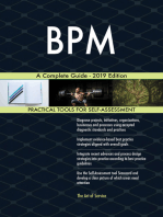 BPM A Complete Guide - 2019 Edition