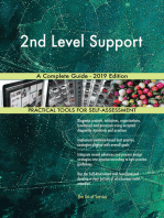 2nd Level Support A Complete Guide - 2019 Edition