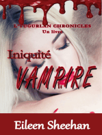 Iniquité Vampire; L'Tugurlan Chronicles (Livre 1)