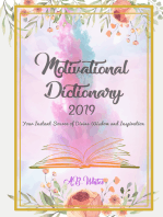 Motivational Dictionary 2019