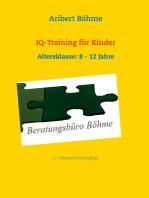 IQ-Training für Kinder