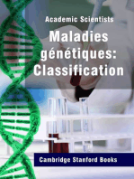 Maladies génétiques: Classification
