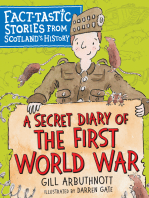 A Secret Diary of the First World War