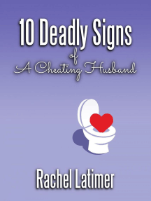 10 Deadly Signs of a Cheating Husband
