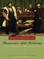 Renaissance Self-Fashioning