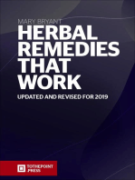 Herbal Remedies That Work!