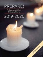 Prepare! 2019-2020 NRSV Edition: An Ecumenical Music & Worship Planner