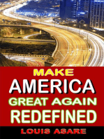 Make America Great Redefined