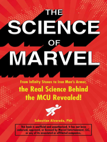 The Science of Marvel: From Infinity Stones to Iron Man's Armor, the Real Science Behind the MCU Revealed!