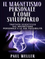 Il magnetismo personale e come svilupparlo