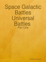 Space Galactic Battles Universal Battles Part One