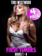 First Timers 4-pack - Books 1 - 4
