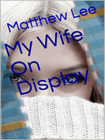 My Wife On Display