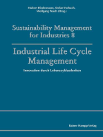 Industrial Life Cycle Management