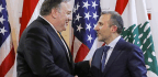 Pompeo Denounces Iran In Lebanon, Even As He Meets With Its 'Proxies'