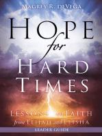 Hope for Hard Times Leader Guide