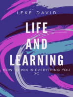 Life and Learning