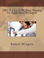 DB2 11.1 for LUW